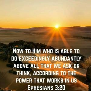 Ephesians3.20