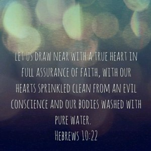 Hebrews10.22