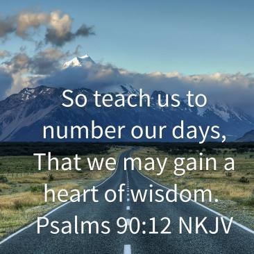 psalm 90-12