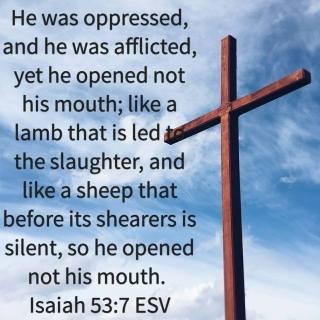 Isaiah 53-7