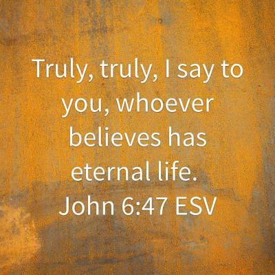 John 6-47
