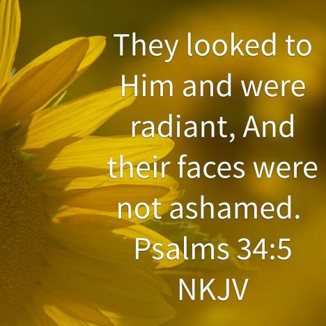 psalm 34-5 NKJV