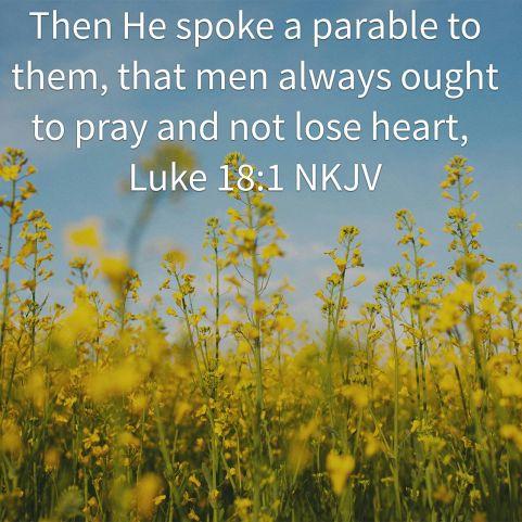 Luke 18-1