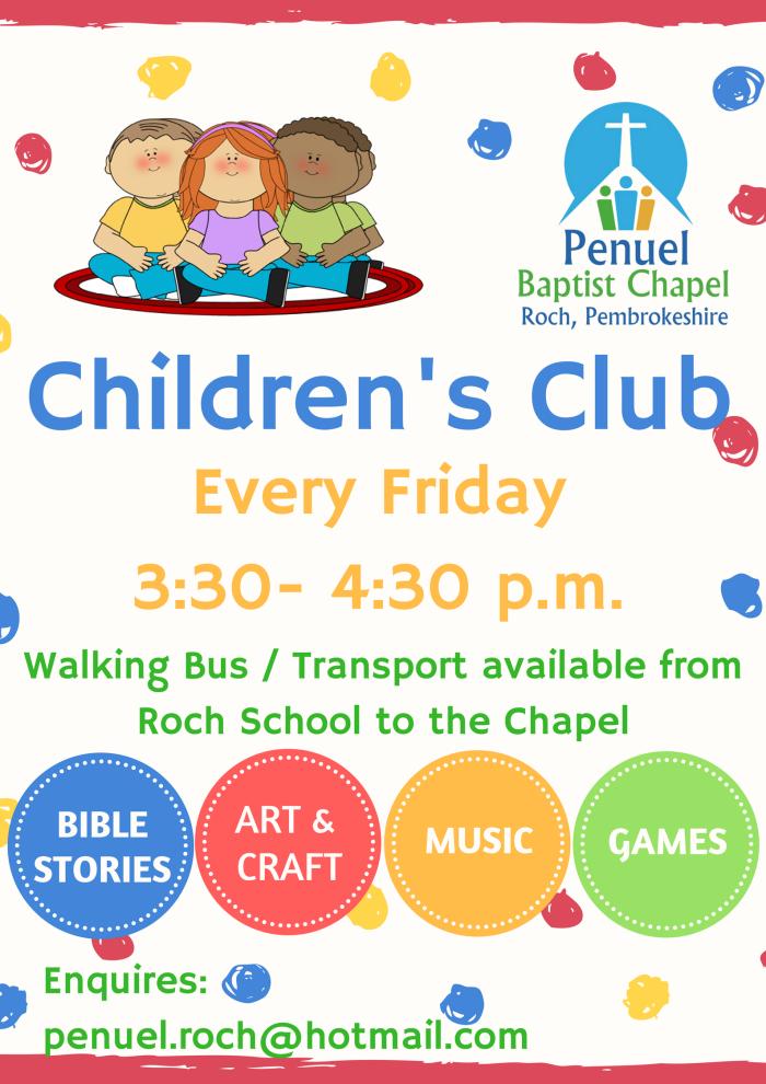 Children's Club - TermTime