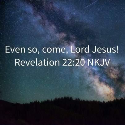 Revelation 22-20