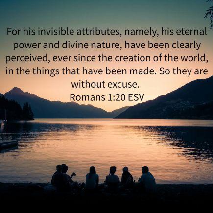 Romans 1-20