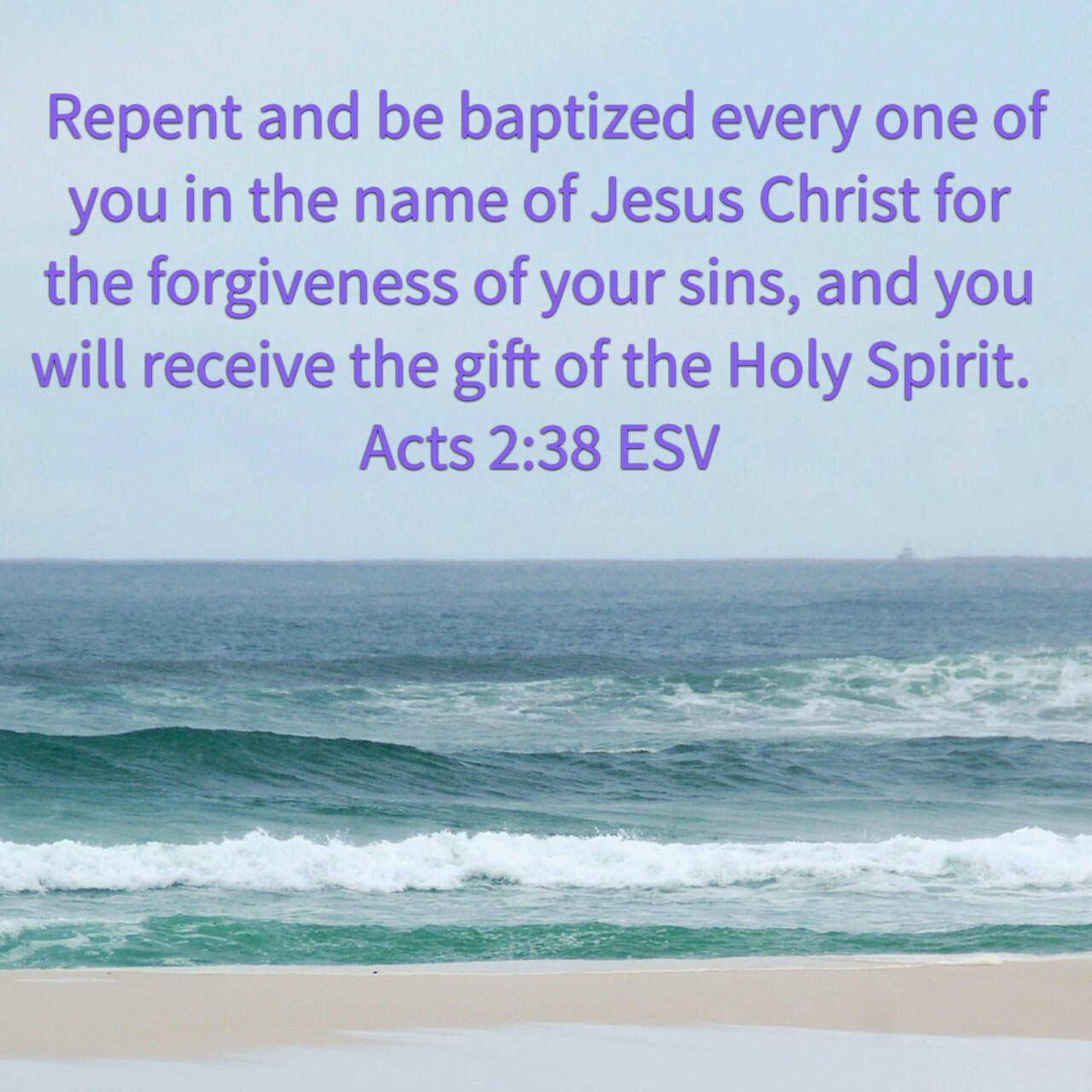 Acts 2-38